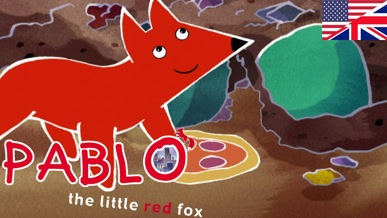 Mini Louie >> Pablo - Gone hunting S01E04 HD | Cartoon for kids - YouTube