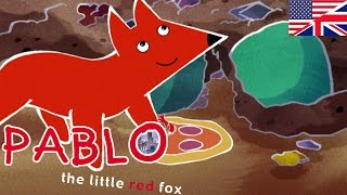Pablo - Gone hunting S01E04 HD | Cartoon for kids