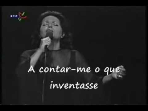 Gaivota - Amália Rodrigues (with subtitles)