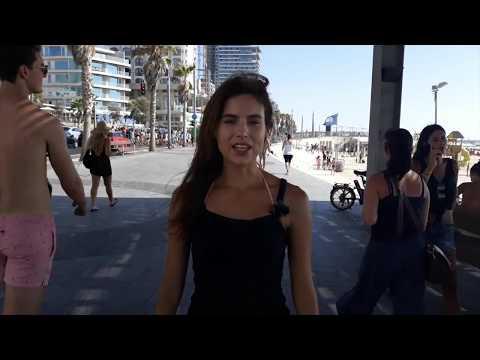 As Praias De Tel Aviv - Israel