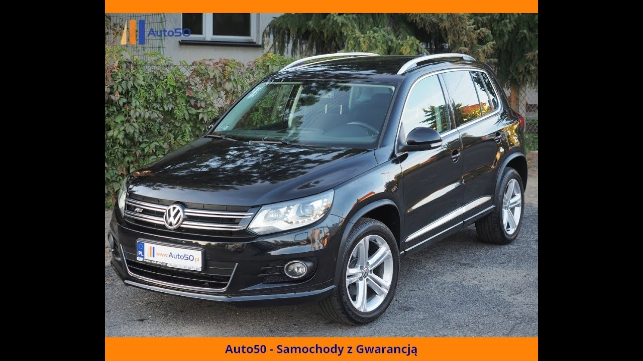 volkswagen tiguan 2 0 tsi 4motion r line dsg salon polska gwarancja 4x4 sport w. Black Bedroom Furniture Sets. Home Design Ideas
