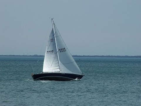 2014 Spring Sunset Series (first sail race of the season)
