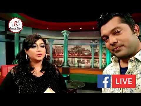 জীবনে প্রথমবারের মত ফেসবুক লাইভে আসলেন অভিনেত্রী শাবনুর | Actress Shabnur | Bangla News Today