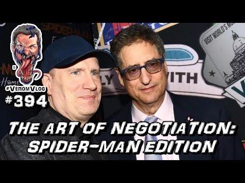 Venom Vlog #394: Sony breaks up with Disney?