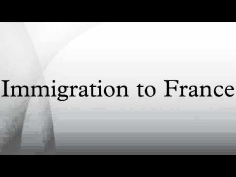 Immigration to France