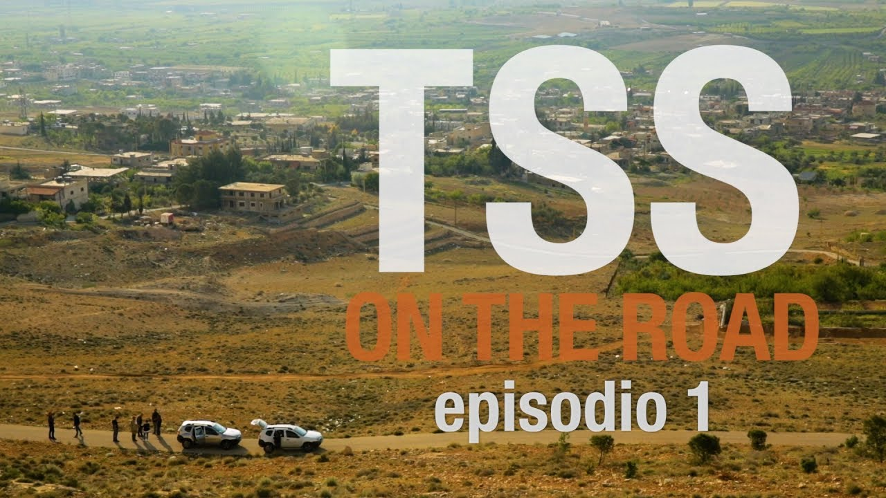 TSS on the ROAD - Episodio 1