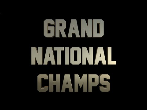 The Pride of Broken Arrow  2015 Grand National Champs