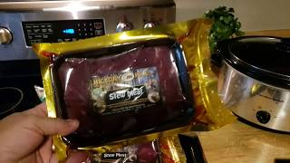 EASY CROCKPOT RECIPE FOR VENISON STEW Video