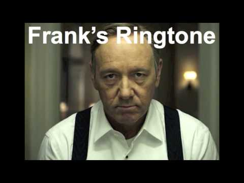 iPhone users are paying for Frank Underwood's ringtone that