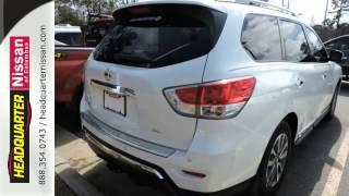 2015 Nissan Pathfinder Columbus GA, GA #N638846