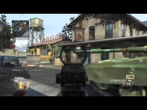 CoD Black Ops 2 (League Play) - Making Plays: Going Clutch in CTF