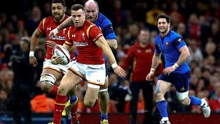 Official Extended Highlights (Worldwide) - Wales 19-10 France  | RBS 6 Nations