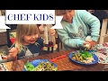 WHEN YOUR PAPA IS A CHEF....| Daily Family Vloggers with a French Twist Ep 09