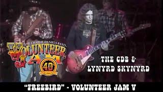 Free Bird - The Charlie Daniels Band & Lynyrd Skynyrd - Volunteer Jam V Mp3