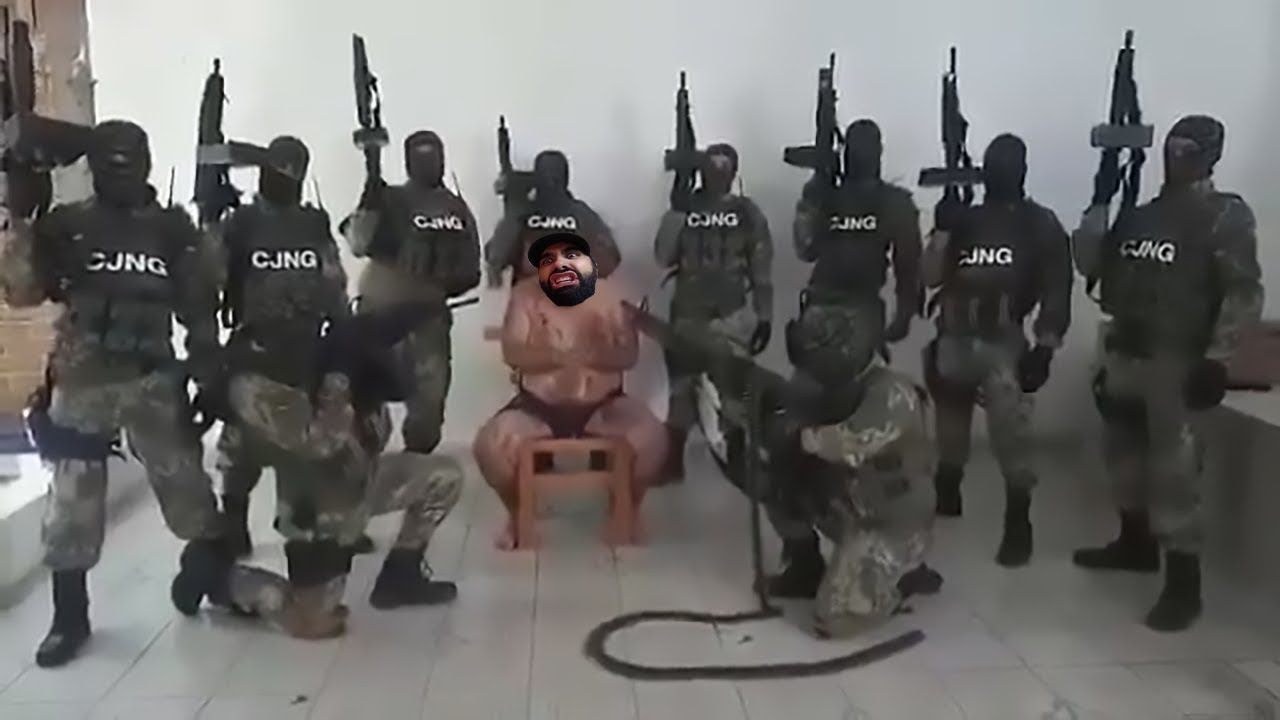 Mexican Cartel Torture Video