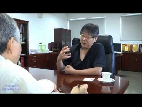 百德機械股份有限公司 - 兩大報系記者對 百德公司  廖 總經理現場採訪 - 2016.06.04 參訪活動