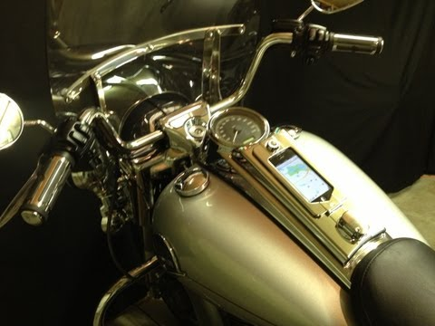 Cyclone Dash For Road King Mounting Instructions