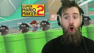 This Run is the Stuff of LEGENDS. // ENDLESS SUPER EXPERT [#78] [SUPER MARIO MAKER 2]