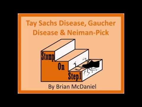 Tay Sachs Disease, Gaucher Disease, Neiman-Pick Lysosomal Storage Disease Disorders