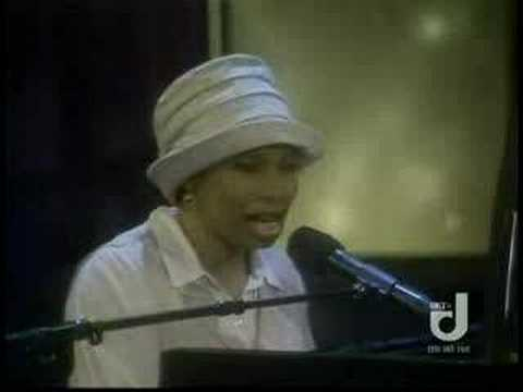 Rachelle Ferrell I know you love me(live)