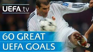 60 Great UEFA Goals: Part 2