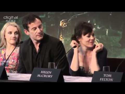 Thumbnail: Harry Potter cast talk about their favorite lines