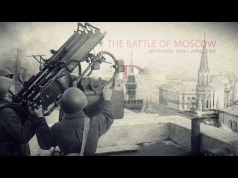 1941 in brief: Op Barbarossa. Defense of Moscow. Battle of Kiev. Siege of Leningrad.