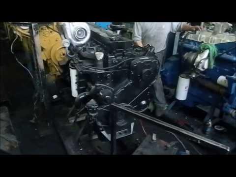 Motor Cummins ISC 285 HP