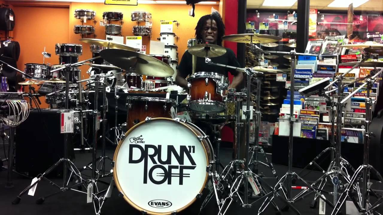 fred boswell jr drummer 3 guitar center 2011 drum off regional finals winner youtube. Black Bedroom Furniture Sets. Home Design Ideas