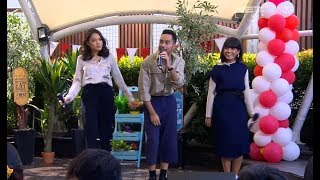 Video Special Performance di Hari Kemerdekaan - GAC : Bahagia download MP3, 3GP, MP4, WEBM, AVI, FLV April 2018
