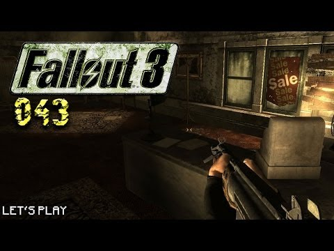 FALLOUT 3 #043: Raider-Schlachtung im Dupont Circle [FACECAM] «» Let's Play Fallout 3