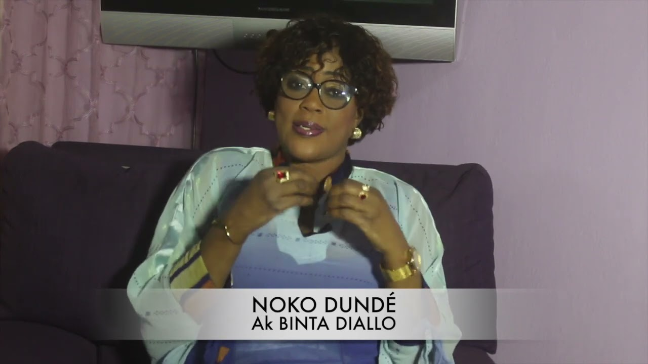 Download NOKKO DUNDÉ AK BINTA DIALLO DU 18 AVRIL 2021