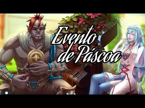 LANCE QUER MINHA RABA - EVENTO DE PÁSCOA ELDARYA