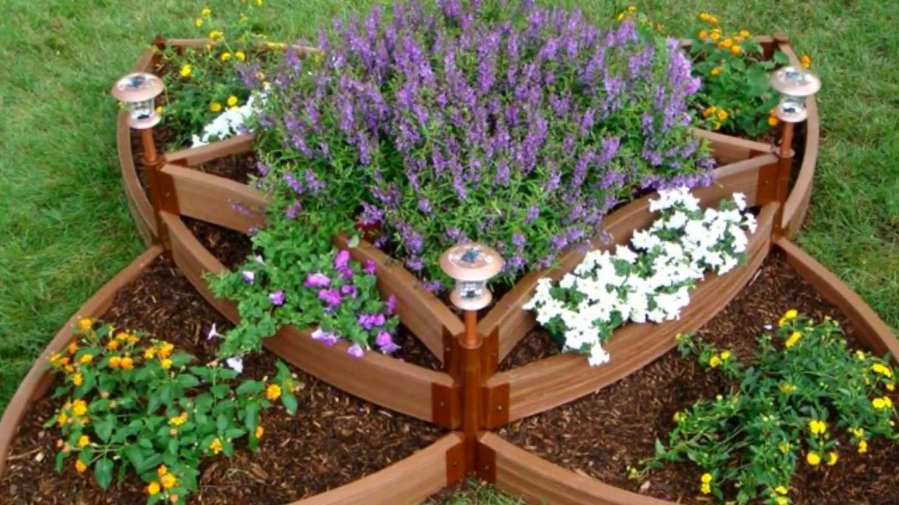 Corner Garden Ideas Landscaping Design Pictures