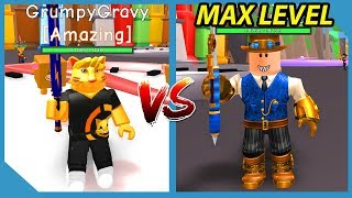 Defeating the Max Level TimeKeeper Boss in Roblox RPG Simulator