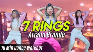 (ENG SUB)[Extreme Dance Workout] 7 rings - Ariana Grande | MYLEE Dance Diet | Dance Fitness