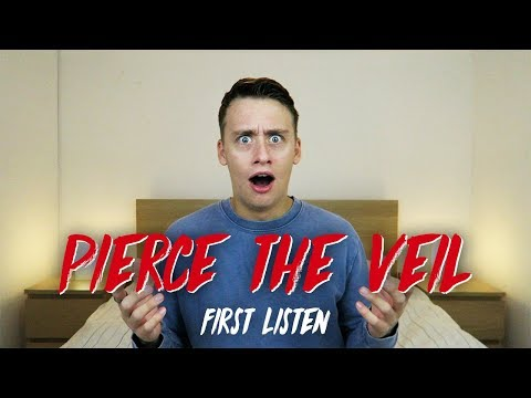 Listening to PIERCE THE VEIL for the FIRST TIME | Reaction