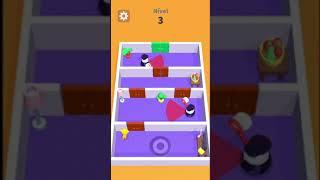 Como jogar Cat Escape  Leve 3/ Todos os níveis