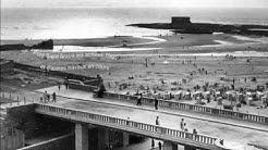 Le Portel - Plage dans les années 1800 - 1900 et nos jours