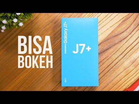 Unboxing Samsung Galaxy J7 Plus Indonesia