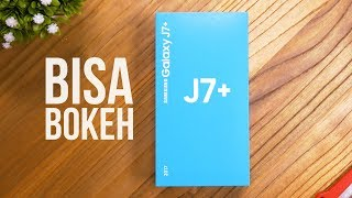 Unboxing Samsung Galaxy J7 Plus Indonesia