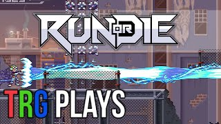 TRG Plays - Run Or Die - First Impressions and Gameplay