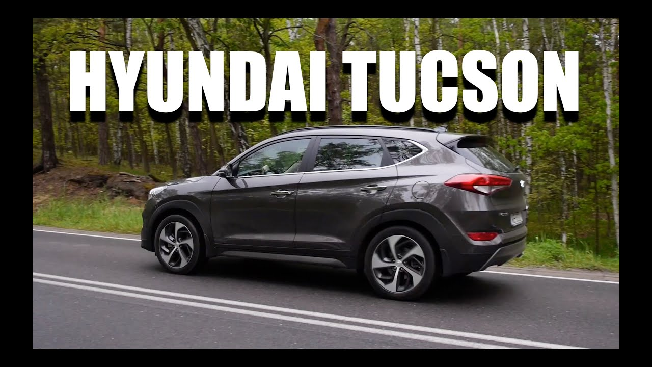 2016 hyundai tucson eng test drive and review youtube. Black Bedroom Furniture Sets. Home Design Ideas