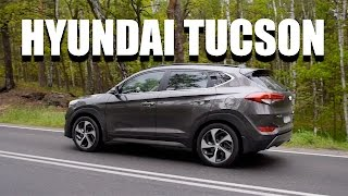 2016 Hyundai Tucson (ENG) - Test Drive and Review