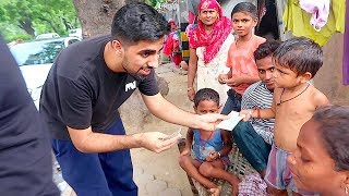 Helping the kids in India.. *emotional*