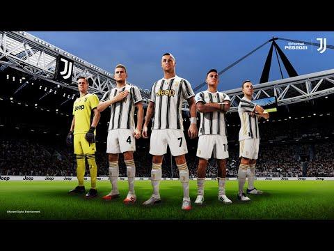 🎮⚽️ Juventus eFootball #PES2021 Season Update Trailer   Season Update Out Now!