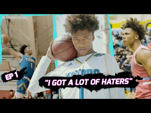 """""""I'm The BEST PLAYER In High School Basketball."""" Mikey Williams STARS In His Own Reality Show 🔥"""