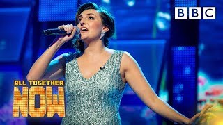 Magical Aimee sings Part of Your World from The Little Mermaid - All Together Now
