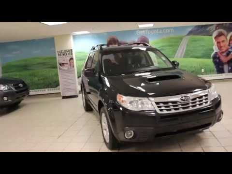 2011 Subaru Forester Xt Limited Turbo 170541a Youtube