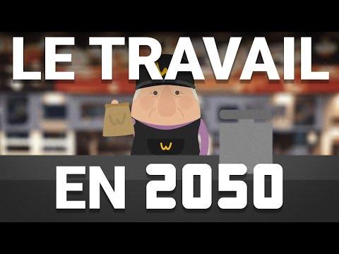 Festival BeGreen 2016 – Le Monde du Travail en 2050